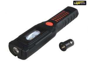 L/HOUSE RECHARGABLE INSPECTION LIGHT 300 LUMENS