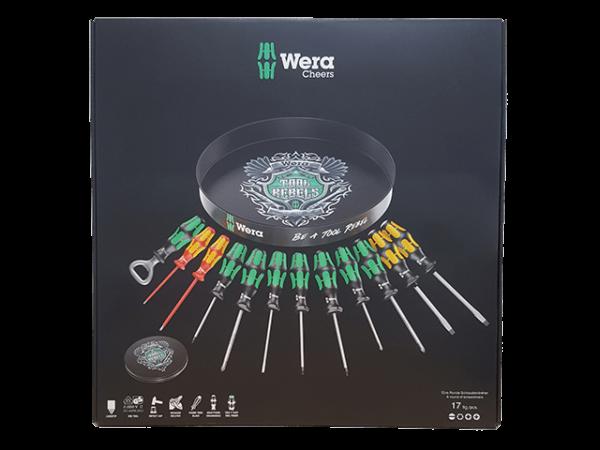 WERA134340 - WERA Special Edition 17pc Screwdriver Set