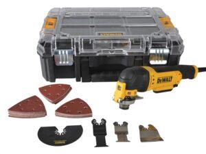 DEWDW314KT | DeWALT Oscillating Multi-Tool Kit 240v