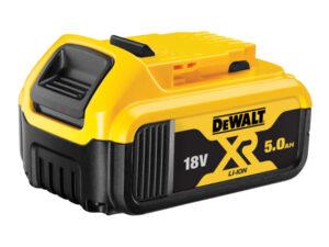 DCB184 | DeWALT XR Slide 5ah Battery Li-ion 18v