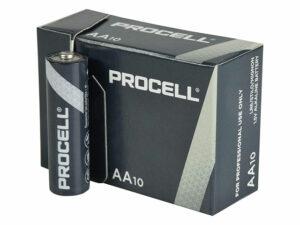 07PROAA   DURACELL Procell AA Battery Alkaline 100pk