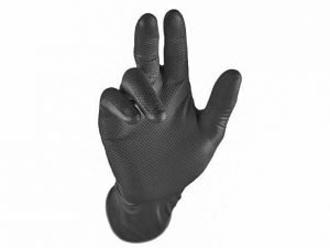 24ENGBM | ENGINEERS MATE GLOVES BLACK MEDIUM 50pk