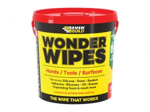 02WW300 | WONDER WIPES DISINFECTANT SURFACE CLEANER WIPES