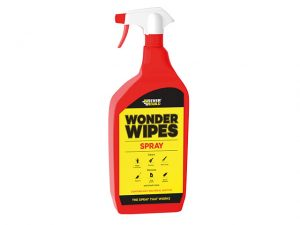 02WWSPR | WONDER WIPES DISINFECTANT SURFACE CLEANER SPRAY 1 Litre