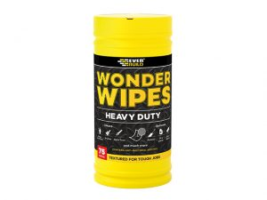02WWY | WONDER WIPES DISINFECTANT SURFACE CLEANER WIPES