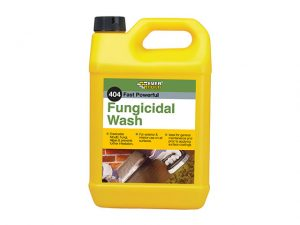 30FUN5 | EVERBUILD 404 Fungicidal Wash 5 Litre