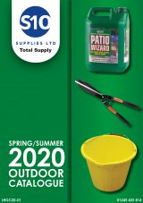S10 Supplies Gardening Catalogue Spring/Summer 2020