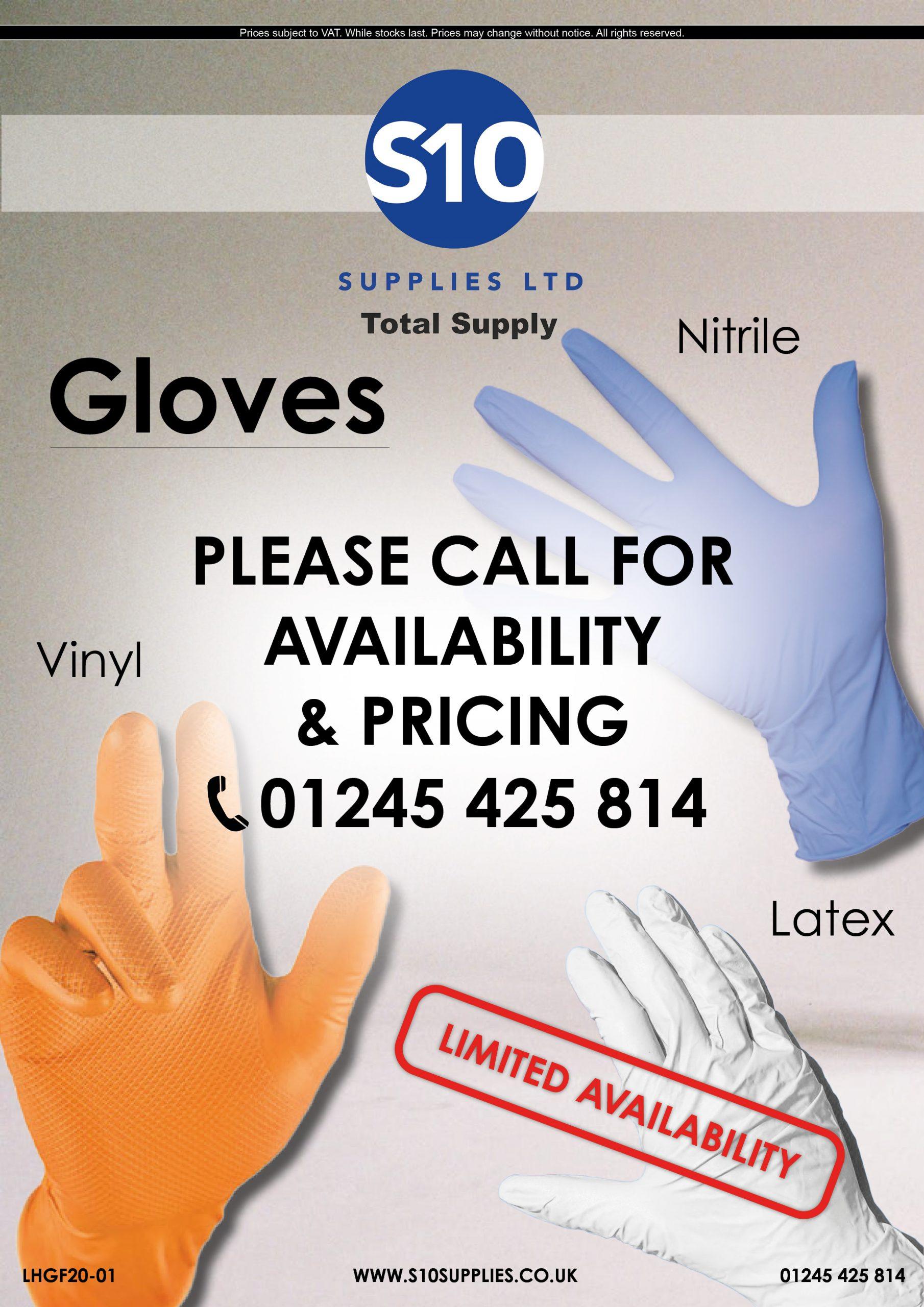 Flyer - Gloves