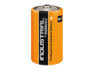 07PCD   Duracell Industrial D