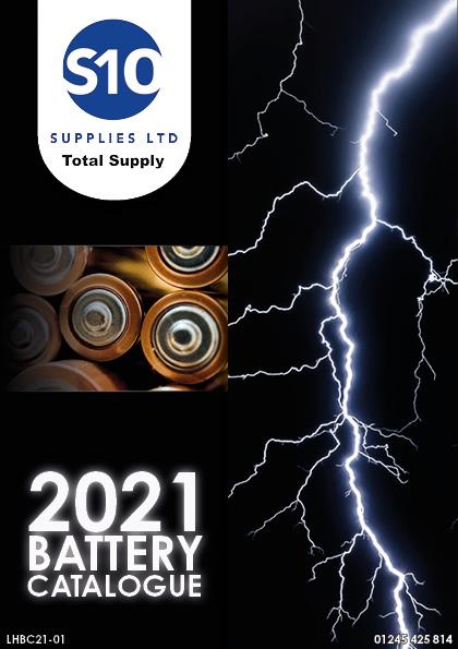 Catalogue - Battery