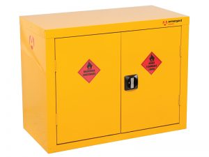 Secure Hazardous Storage