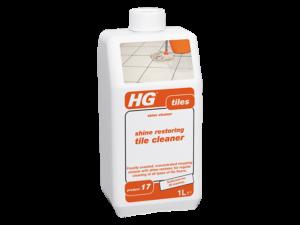 HG115100106   HG SHINE RESTORING TILE CLEANER 1L