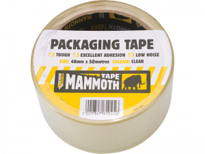 MAMMOTH TAPES - PACKAGING