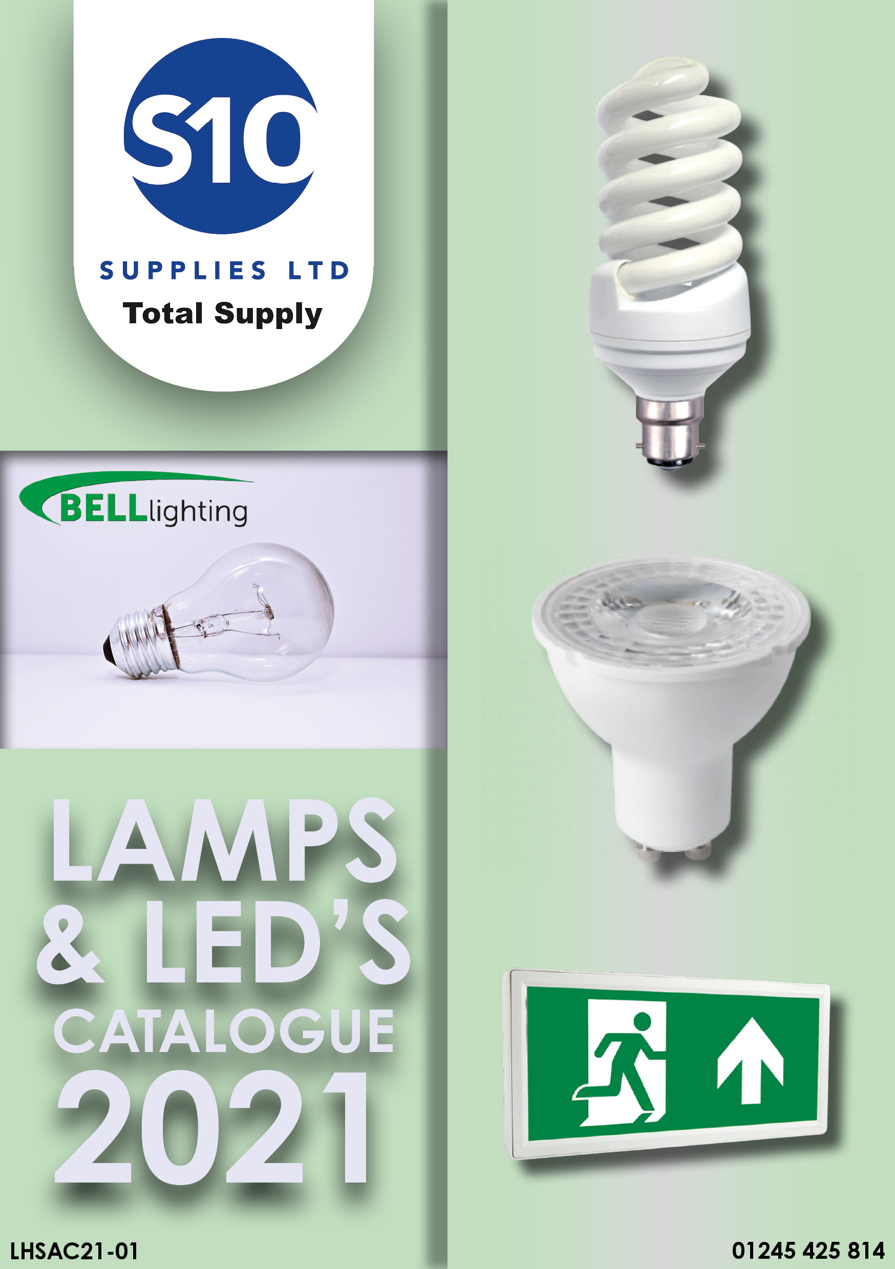 Lamps & Fittings 2020 Front Cover