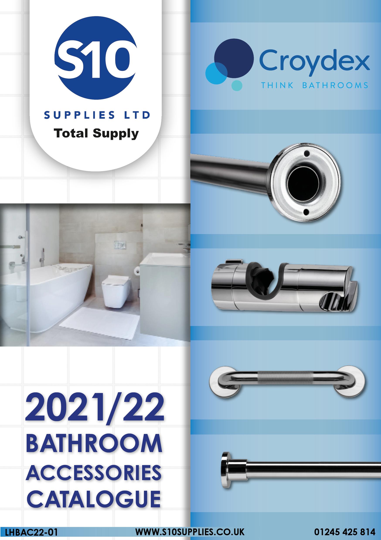 Catalogue - Bathroom Accessories - Croydex 2021/22
