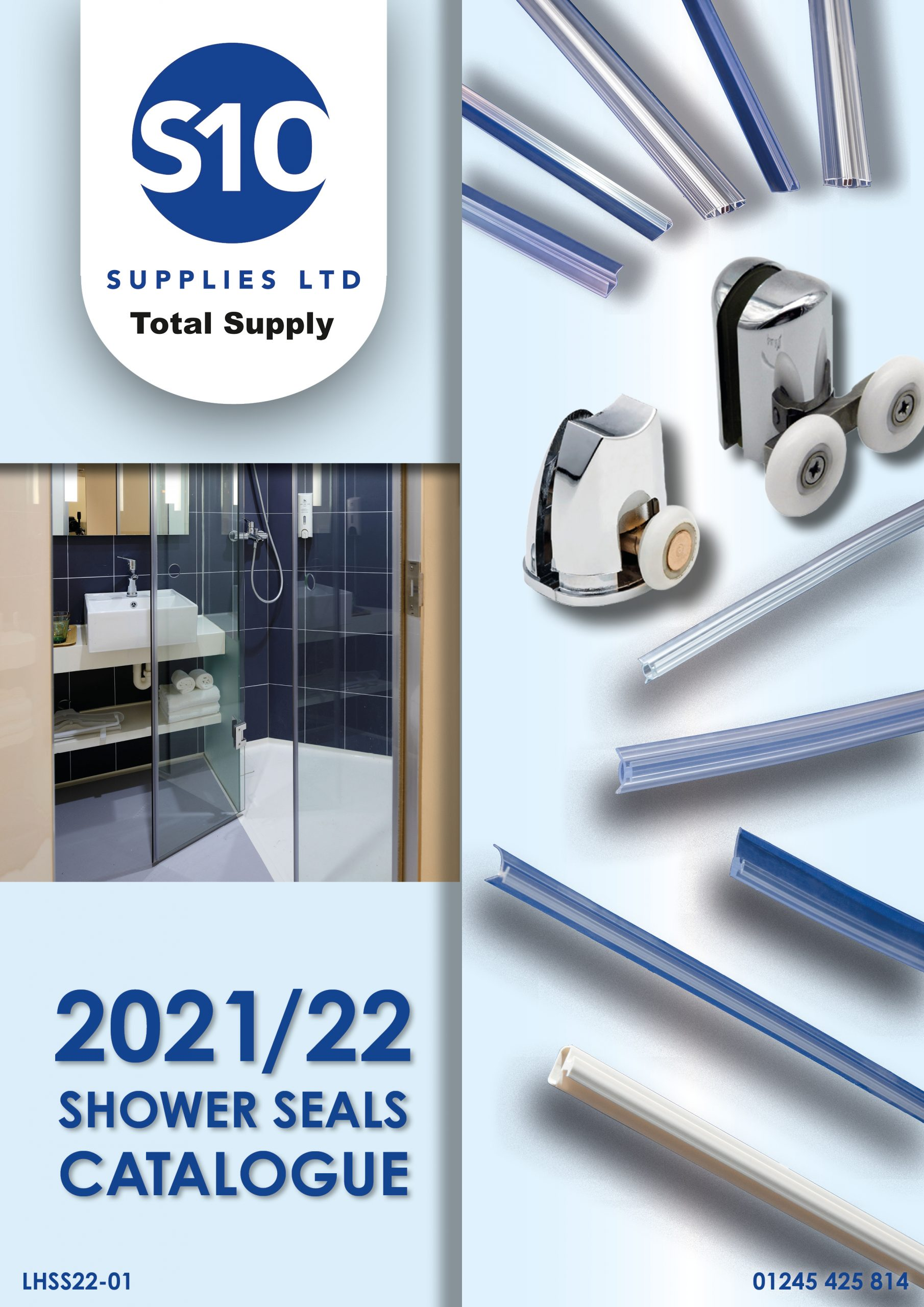 Front Cover Shower Seals 2022